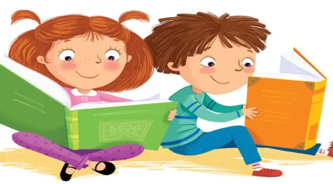 Olimpiadi della lettura ai bambini della Diaz!